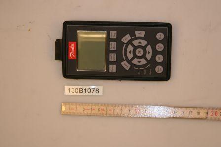 VLT® Control Panel LCP 102, grafisk