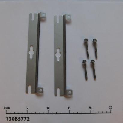 Monteringskonsol, 5mm, 2 stk.